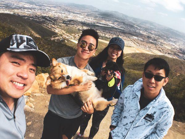 Double Peak – April 29, 2018